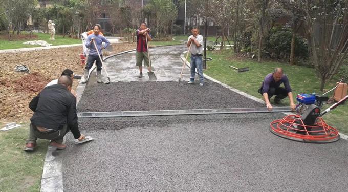 地坪施工队伍