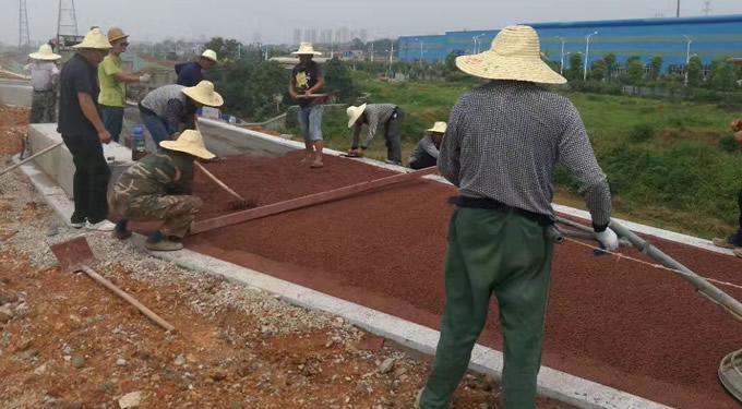地坪施工团队